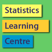 Statistics Learning Centre logo